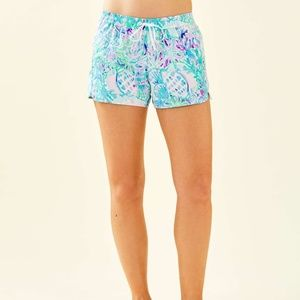 NWT Lilly Pulitzer Ocean Trail Shorts